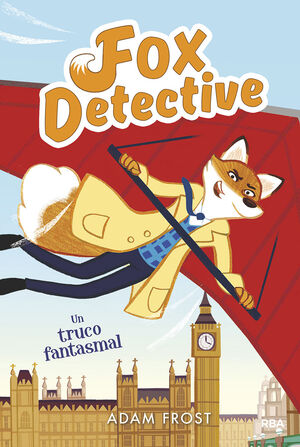 FOX DETECTIVE 5: UN TRUCO FANTASMAL.
