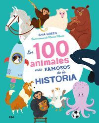 LOS 100 ANIMALES MAS FAMOSOS DE LA HISTORIA