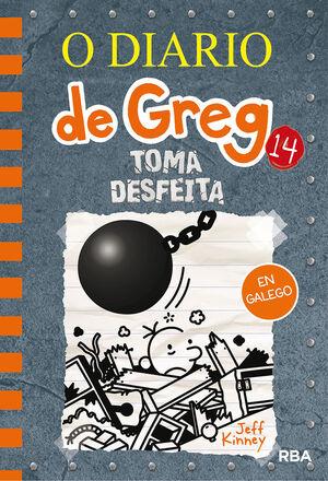 O DIARIO DE GREG 14. TOMA DESFEITA