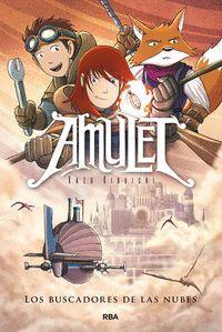AMULET 3. LOS BUSCADORES DE LAS NUBES