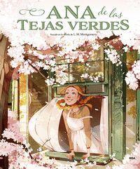 ANA DE LAS TEJAS VERDES (ALBUM)