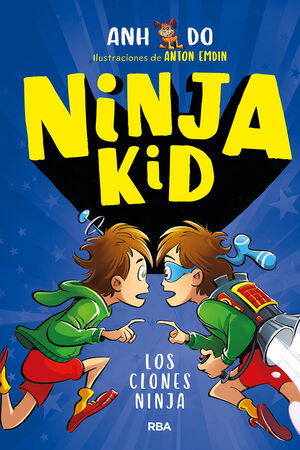 NINJA KID 5. LOS CLONES NINJA