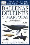 BALLENAS DELFINES Y MARSOPAS.MAN.IDENT.