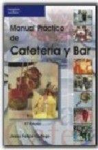 MANUAL PRÁCTICO DE CAFETERÍA Y BAR