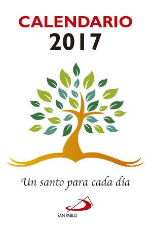 CALENDARIO UN SANTO PARA CADA DÍA 2017