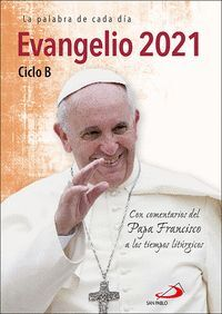 EVANGELIO 2021 CON EL PAPA FRANCISCO - LETRA GRANDE