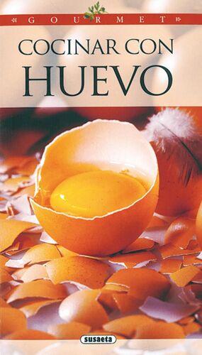 COCINAR CON HUEVO