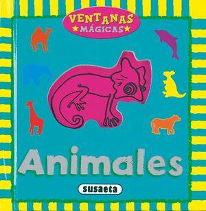 ANIMALES, VENTANAS MÁGICAS