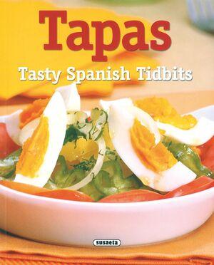 TAPAS, TASTY SPANISH TIDBITS