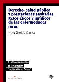 DERECHO, SALUD PÚBLICA Y PRESTACIONES SANITARIAS