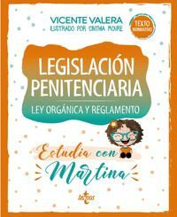 LEGISLACION PENITENCIARIA. ESTUDIA CON MARTINA