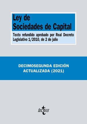 LEY DE SOCIEDADES DE CAPITAL