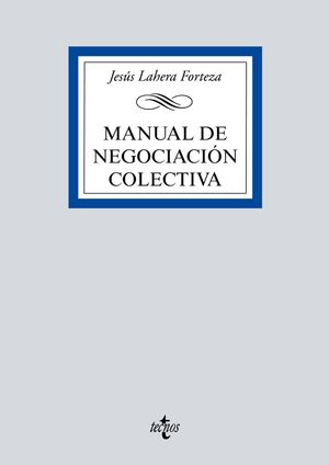 MANUAL DE NEGOCIACIÓN COLECTIVA