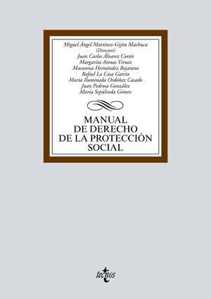 MANUAL DE DERECHO DE LA PROTECCIÓN SOCIAL
