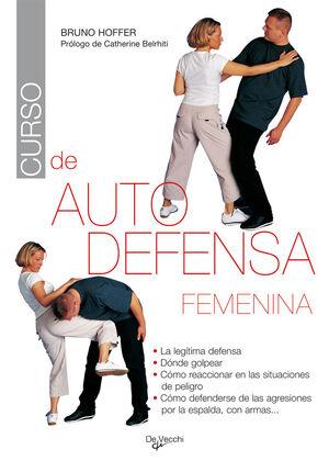 CURSO DE AUTODEFENSA FEMENINA