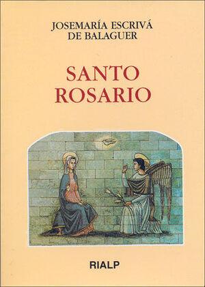 SANTO ROSARIO. (AGENDA, RÚSTICA)