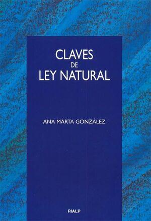 CLAVES DE LEY NATURAL