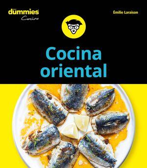 COCINA ORIENTAL PARA DUMMIES