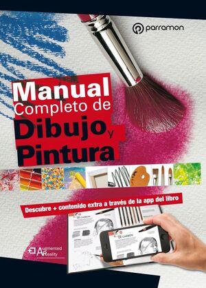MANUAL COMPLETO DE DIBUJO Y PINTURA