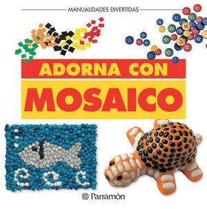 ADORNA CON MOSAICO