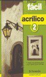 PINTAR FÁCIL ACRÍLICO 2