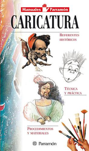 MANUALES PARRAMON TEMAS PICTORICOS CARICATURA