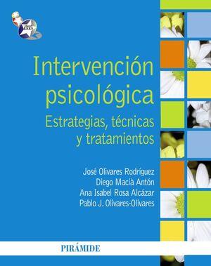 INTERVENCIÓN PSICOLÓGICA