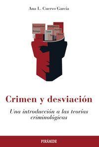 CRIMEN Y DESVIACION