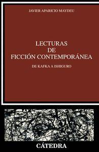 LECTURAS DE FICCIÓN CONTEMPORÁNEA