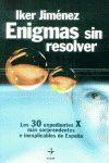 ENIGMAS SIN RESOLVER