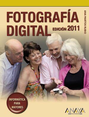 FOTOGRAFÍA DIGITAL. EDICIÓN 2011