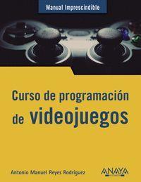 CURSO PROG. VIDEOJUEGOS