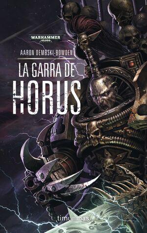 LA GARRA DE HORUS Nº 01