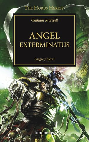 ANGEL EXTERMINATUS Nº 23