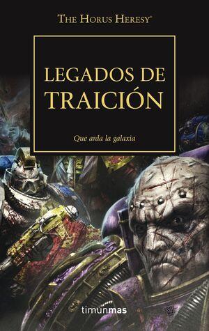 LEGADOS DE TRAICIÓN Nº 31