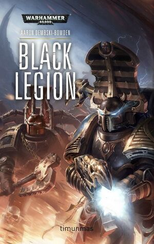 BLACK LEGION Nº 2/2