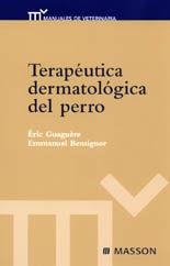 TERAPÉUTICA DERMATOLÓGICA DEL PERRO