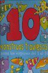 10 MONSTRUOS TRAVIESOS