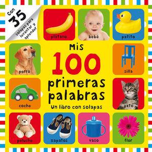 MIS 100 PRIMERAS PALABRAS