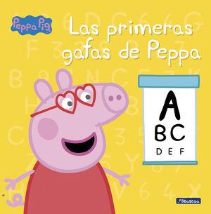 LAS PRIMERAS GAFAS DE PEPPA (PEPPA PIG)