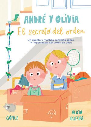 ANDR� Y OLIVIA Y EL SECRETO DEL ORDEN