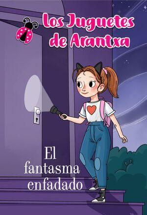 JUGUETES DE ARANTXA, LOS. FANTASMA ENFAD