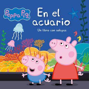 EN EL ACUARIO (PEPPA PIG. PEQUEÑAS MANITAS)