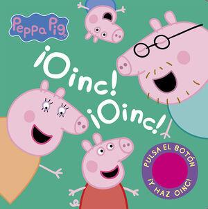 ¡OINC! ¡OINC! (LIBRO CON SONIDOS) (PEPPA PIG)