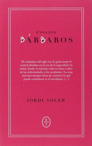 ENSAYOS BÁRBAROS