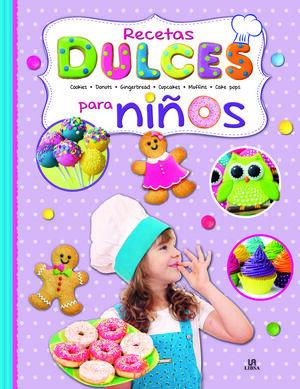 RECETAS DULCES PARA NIÑOS