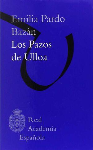 LOS PAZOS DE ULLOA (BIBLIOTECA RAE)