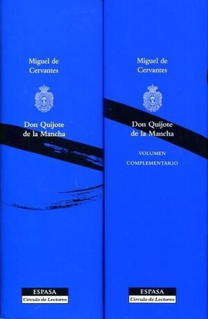 DON QUIJOTE DE LA MANCHA 2 VOL