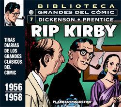 RIP KIRBY 1956-1958 Nº 07/12