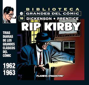 RIP KIRBY 1962-1963 Nº 10/12